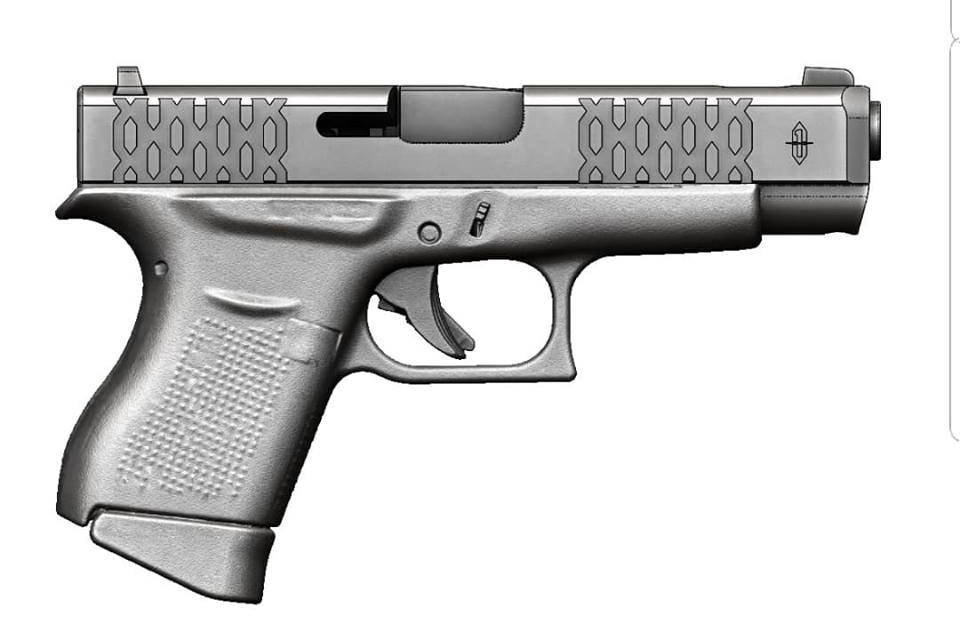 The Glock 43 | G43 add-ons and accessories | Breach Bang Clear