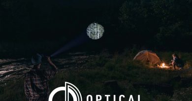 optical dynamics flashlight