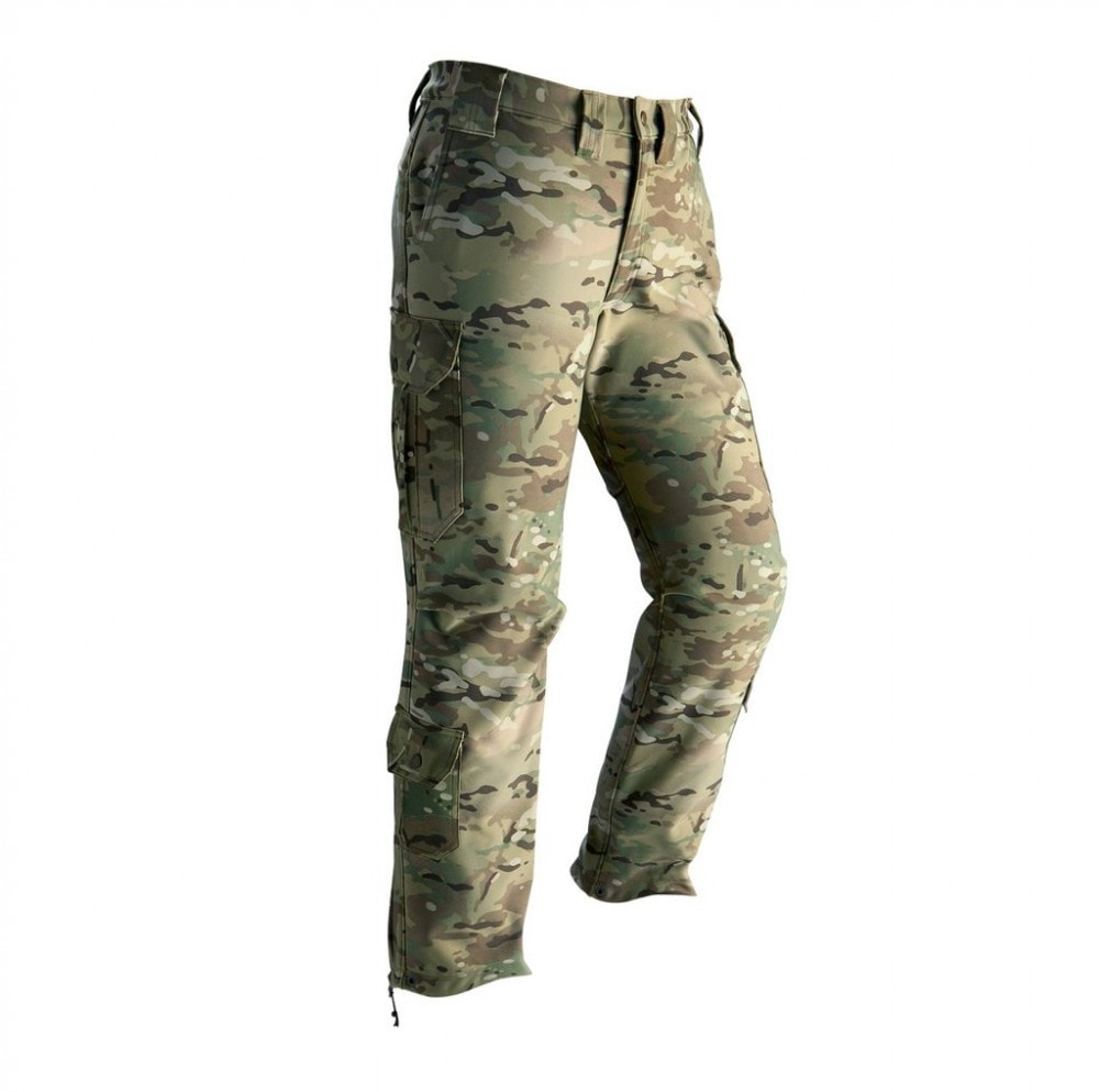 It's the snivel gear of the future: Wild Things Gear soft shell pants S.O.