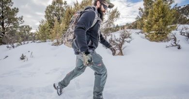 LOWA boots review - Camino GTX - SHWAT article by Eric Conn