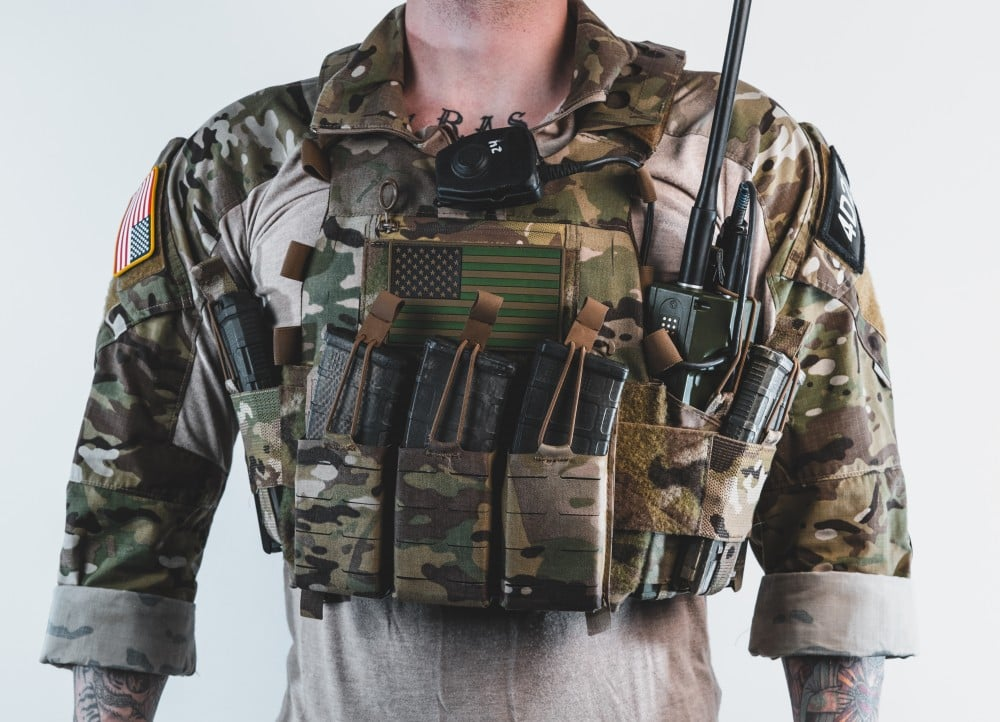 New Low Profile (Modular) Plate Carrier from REFT: the Advanced Slickster