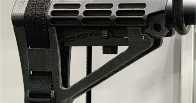 Stabilizing Pistol Brace for AR Pistols from SB Tactical - the SBA4