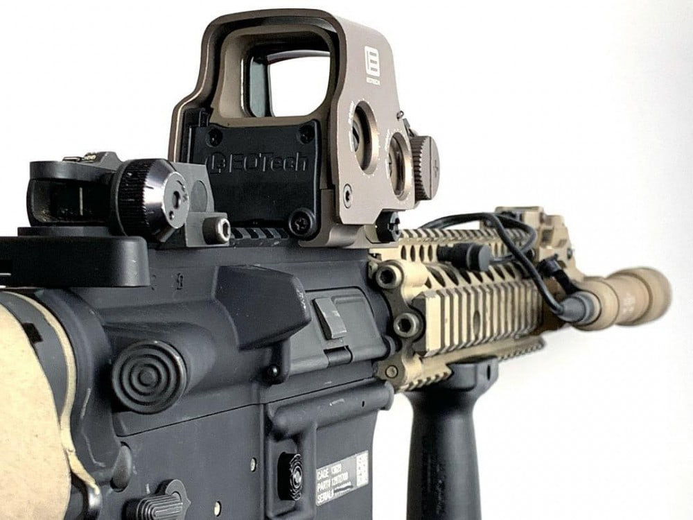 SureFire Lights, SureFire Suppressors, and other weapon accessories