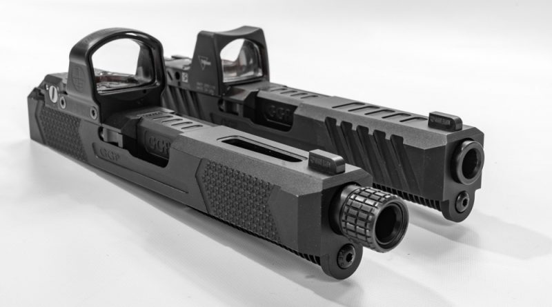 Grey Ghost Precision V3 and V4 aftermarket Glock slides available shortly