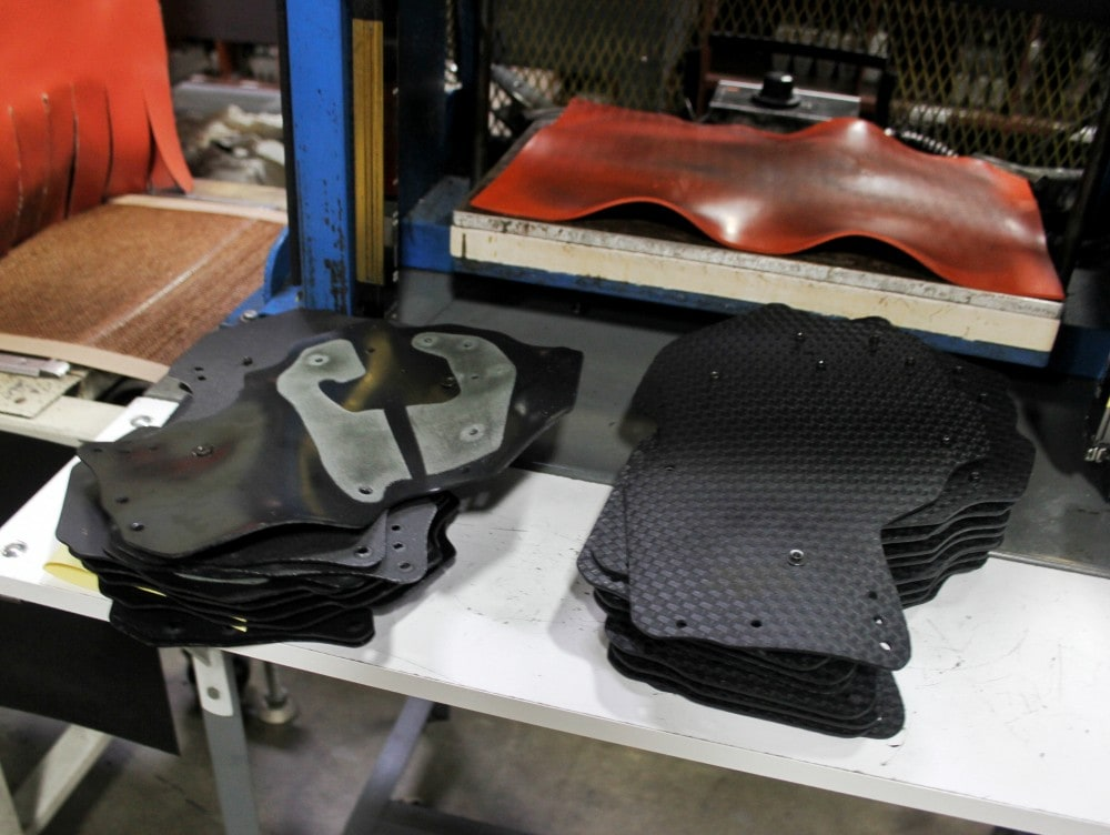 Safariland holsters manufacturing