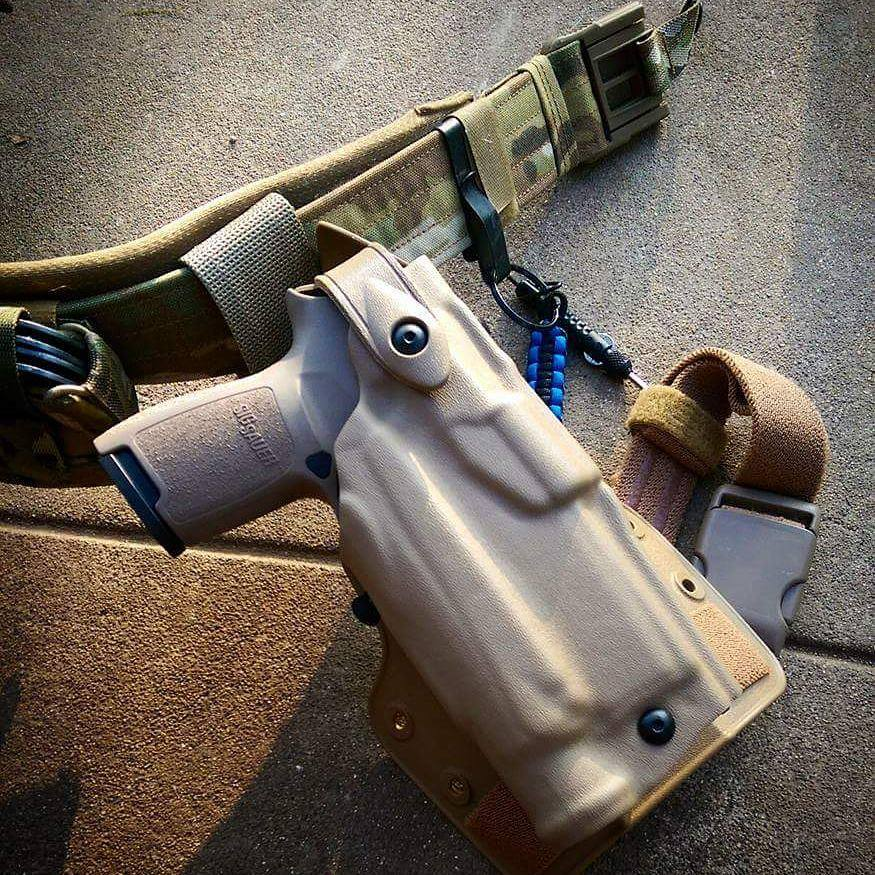 Safariland holsters - Fifty Shades of FDE version