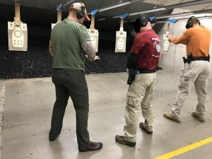 Citizens Defense Research Training Drill