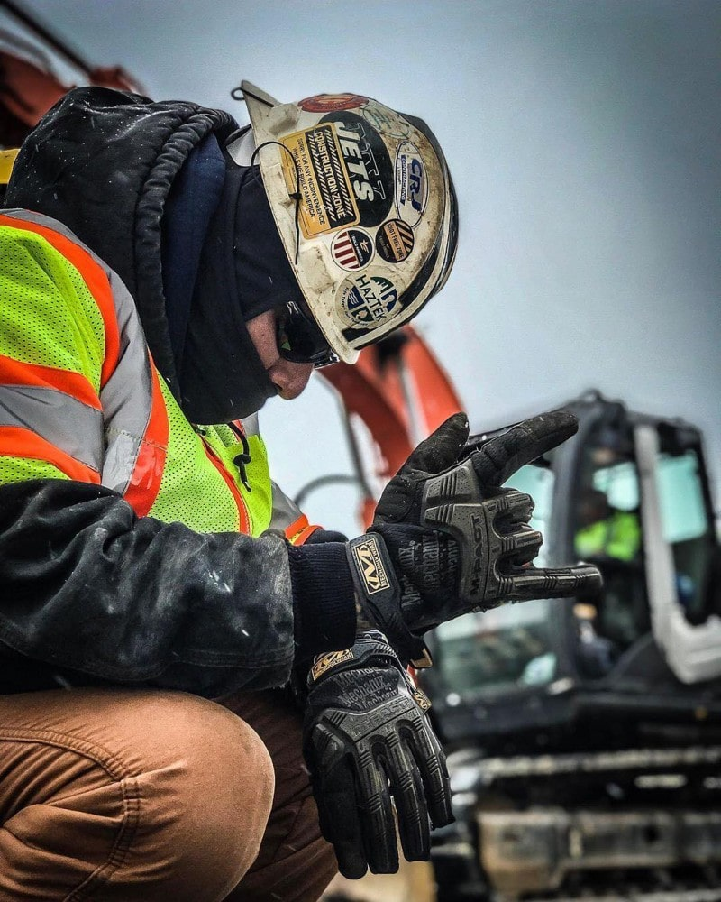 Cold Weather Work Gloves - Mechanix Wear