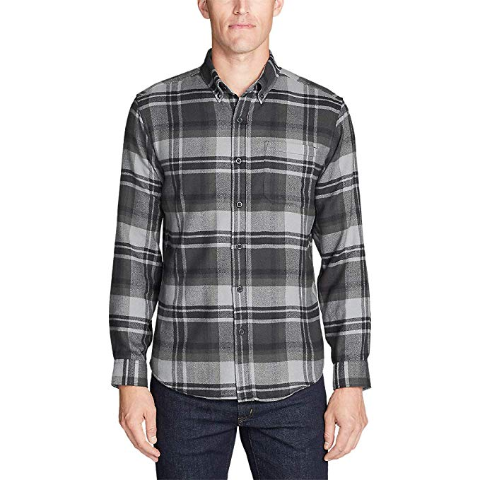 Eddie Bauer Catalyst flannel