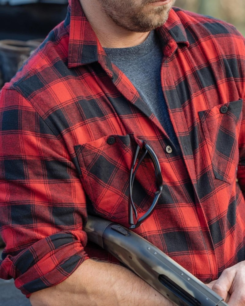 Flannel Shirts - Tactical Distributor TD Flannel