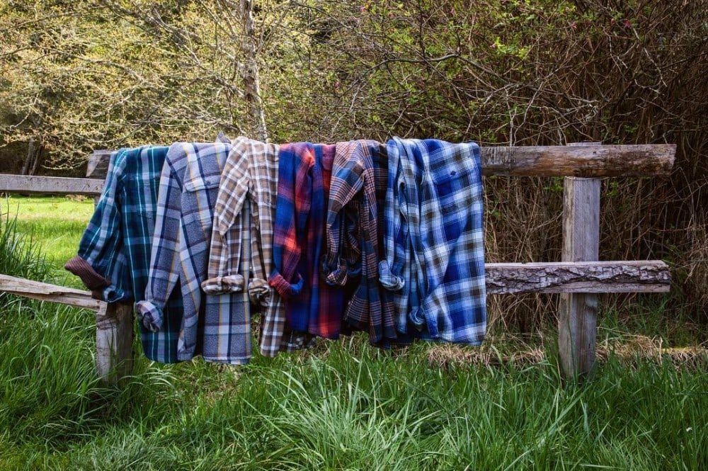 Flannel shirts - Toad&Co flannel shirt