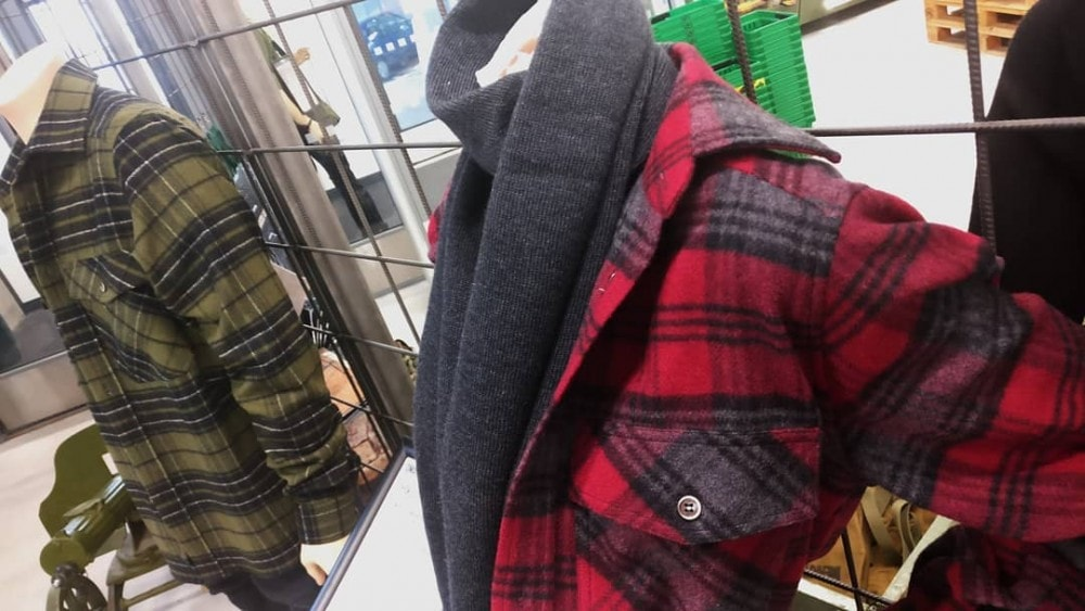 Flannel shirts - Varusteleka wool flannel