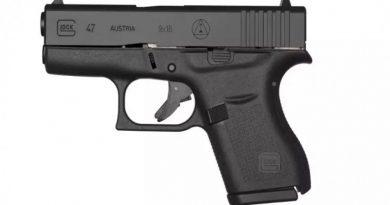 Glock 47 - 9x18 Makarov
