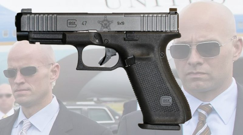 Frank Horrigan's Secret Service Glock 47