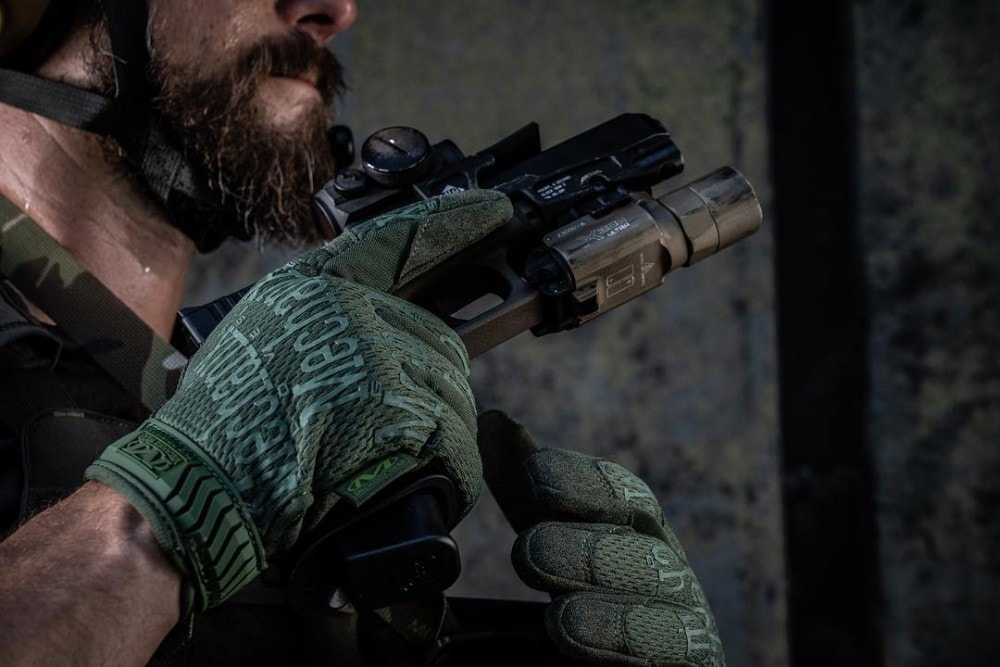 Mechanix Gloves - tactical gloves