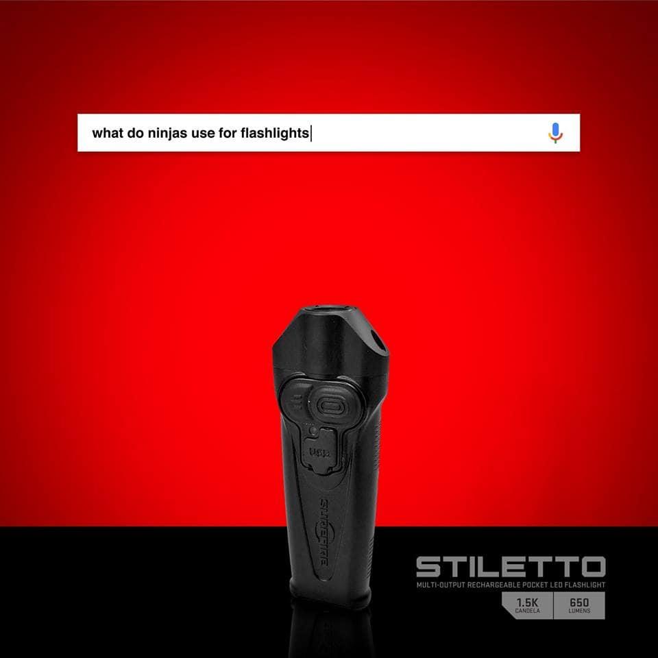 SureFire Stiletto review