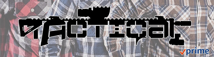 Tactical flannels available on Amazon from Mall Ninja Outfitters.