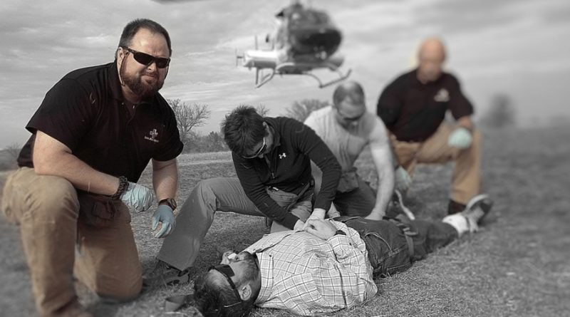 Lone Star Medics tactical medical training