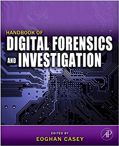 Gunbroker searches used in examples provided by the Handbook of Digital Forensics and Investigation