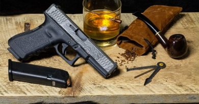Lone Wolf barrels and other Glock upgrades keep it classy