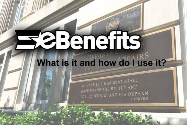 eBenefits: what is it, and how do you use it?