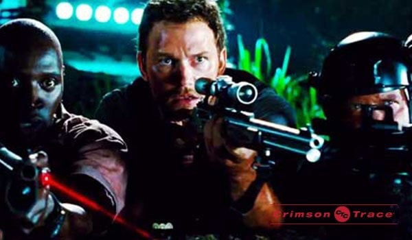 Tactical Fanboy on Crimson Trace lasers in Jurassic Park