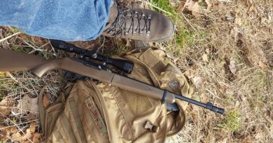 LOWA Ranger III GTX Boots. Breach-Bang-Clear Gear Review by Bucky Lawson.