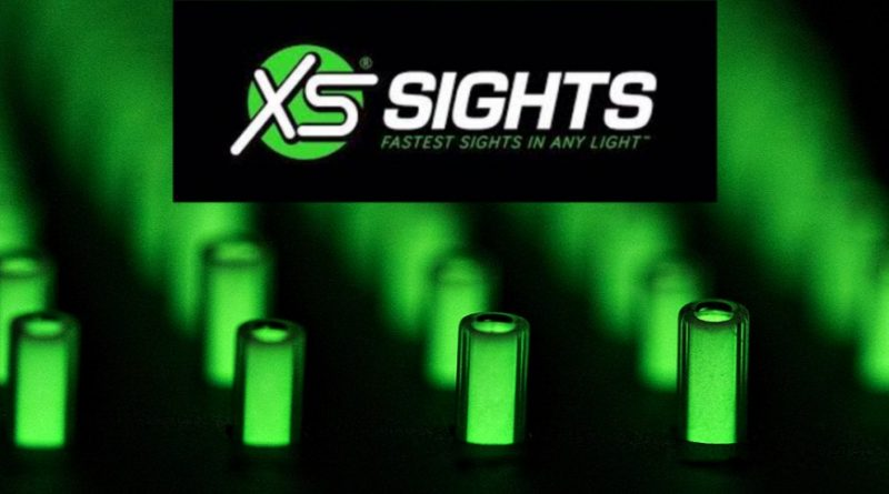 XS Sights - Tritium license, night sights