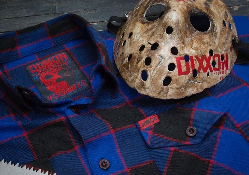 Jason Voorhees favorite shirt: and the OUTLAW too