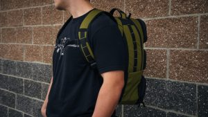 GGG Impact 24: a new EDC bag for pedaling and packing