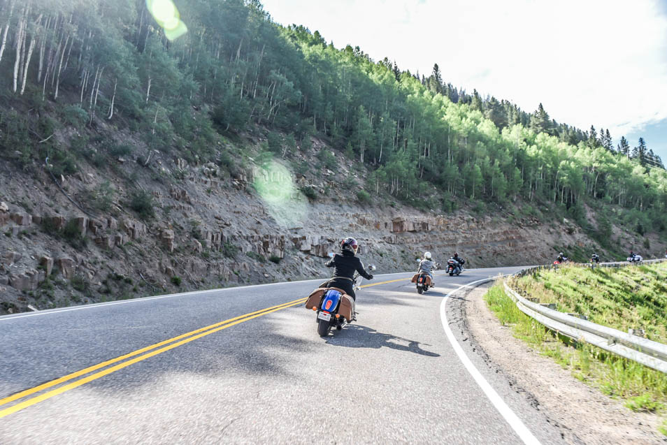 Continental Divide Riding