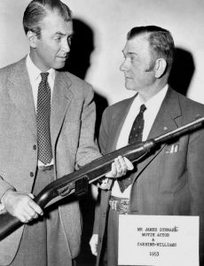 M1 Carbine History - Jimmy Stewart and Carbine Williams