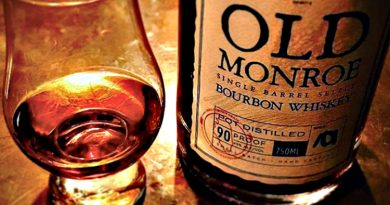 Stumpy's Old Monroe Broubon punches way above its price point, it's a damn good bourbon.