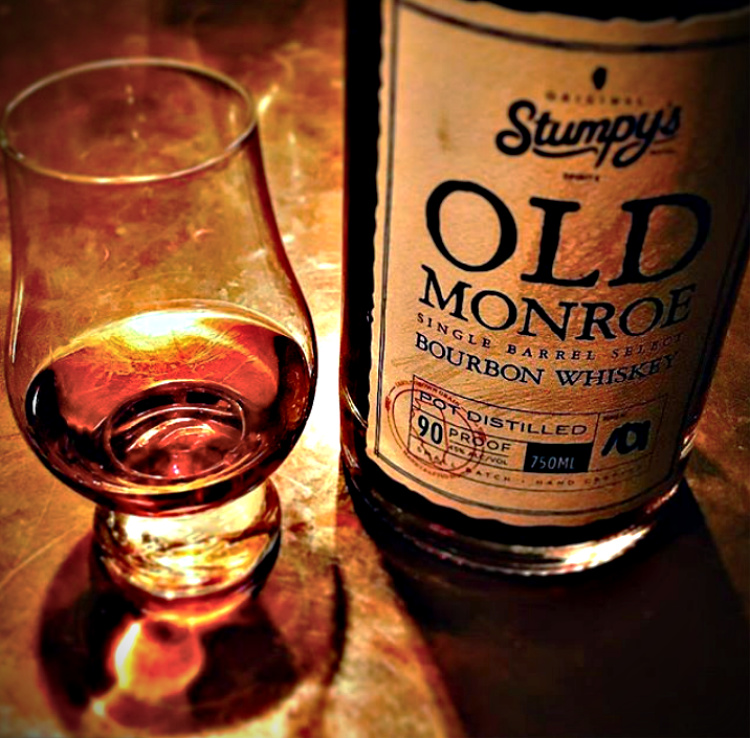 Tippling Tuesday – Stumpy's Old Monroe Bourbon