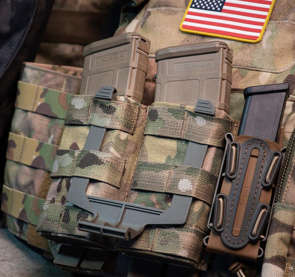 Thyrm DarkVault secure gear case.