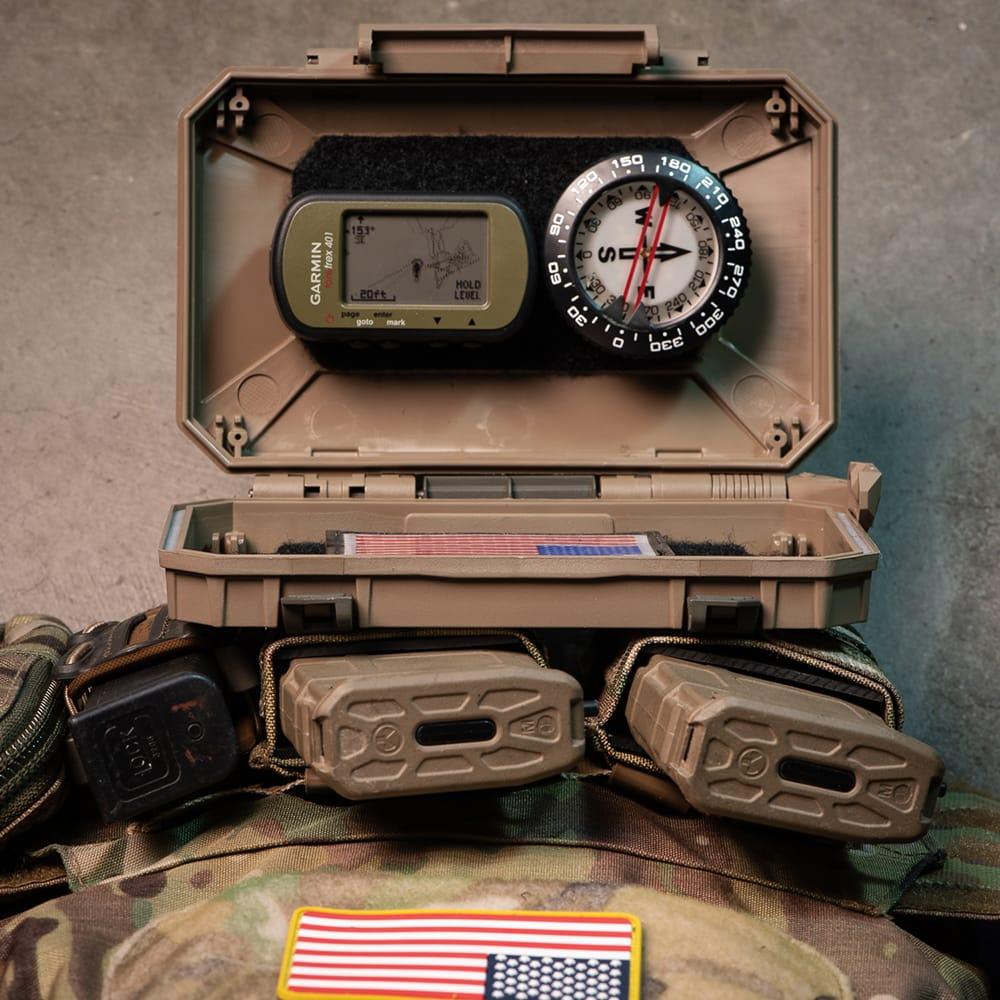 secure gear case by Thyrm