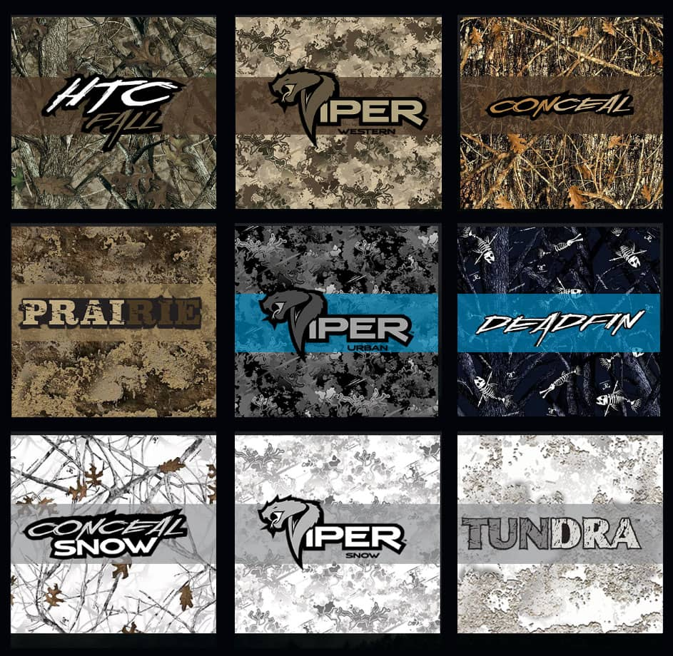 True Timber camo patterns