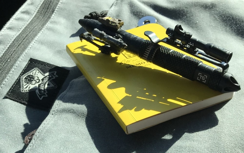 Tactical Pen Trionym (see what we did there?)