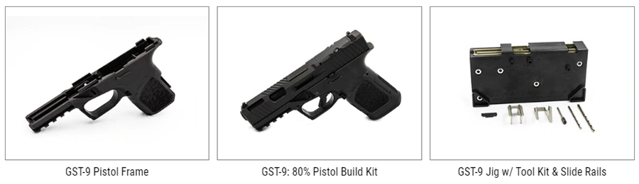 80% Glock by 80 Percent Arms