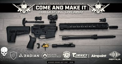 Come and make it tactical giveaway