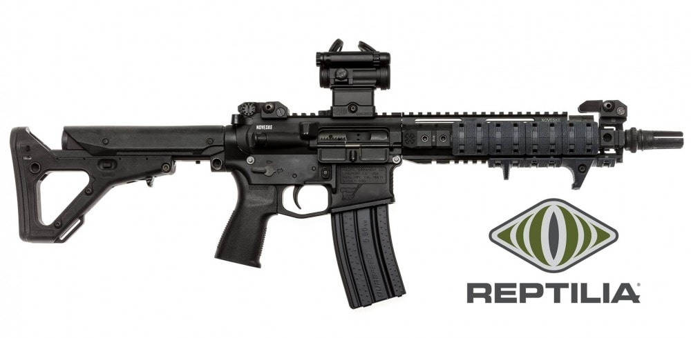 Gun accessories by Reptilia Corp