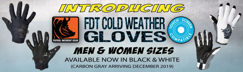 Introducing SKD Tactical cold weather FDTs (Full Dexterity Tactical).