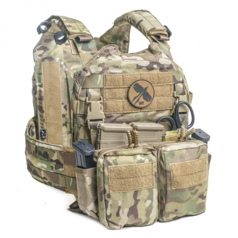 HRT Tactical Plate Carrier System