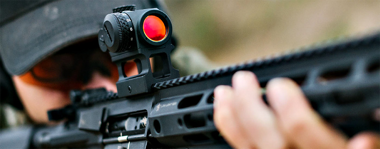 Primary Arms - Red Dot Sights - Tube Style