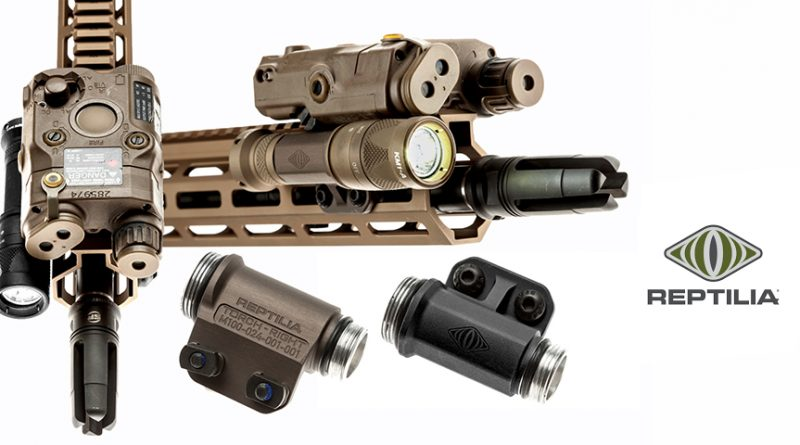 Reptilia TORCH M-LOK flashlight mount