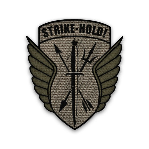 Strike Hold! adventure and military blog