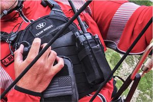 Search and Rescue Radio Rig from Team Wendy now available