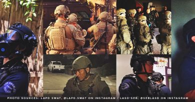 tactical helmets for SWAT from Team Wendy