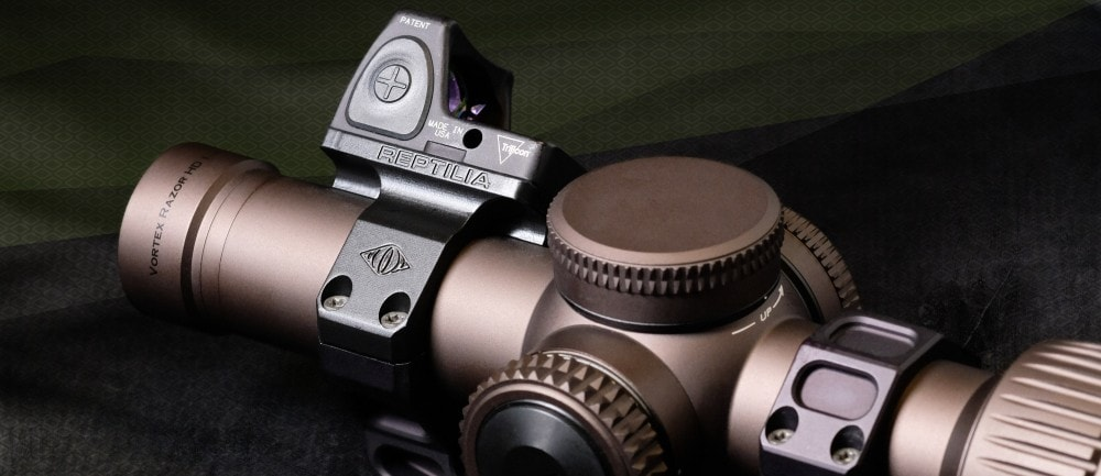 Trijicon RMR Mount from Reptilia Corp