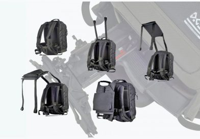 Plate Carrier Backpack: an armored holdall